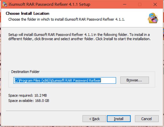 iSumsoft RAR Password Refixer破解版下载