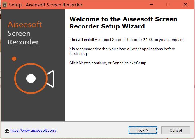 Aiseesoft Screen Recorder绿色版下载