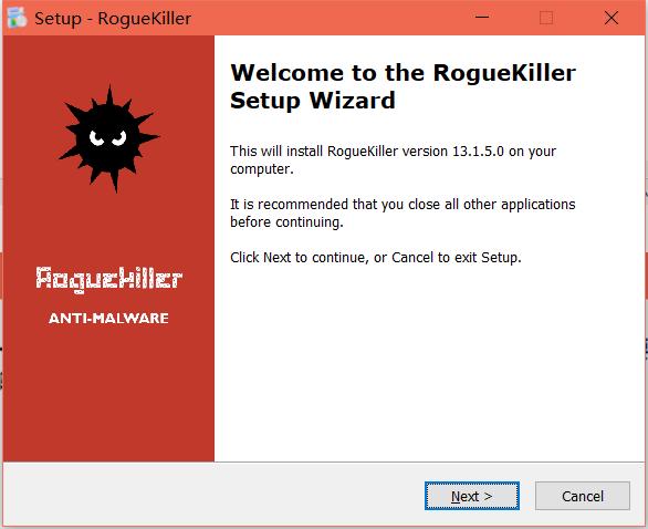 RogueKiller最新版下载