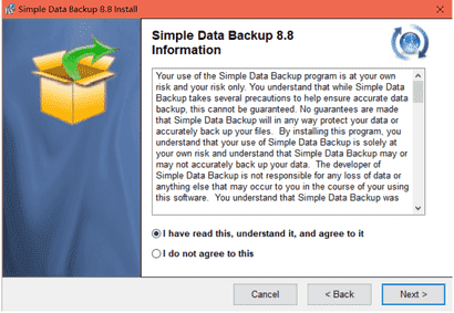 Simple Data Backup破解版下载