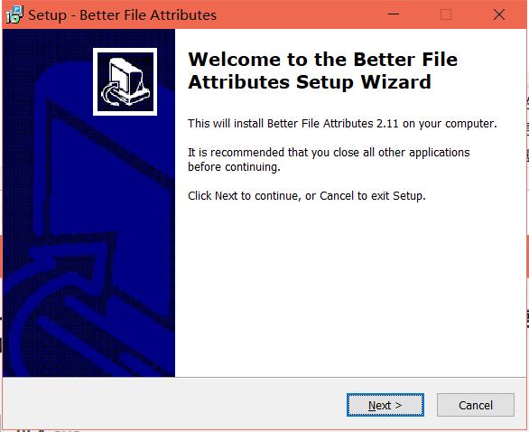 Better File Attributes免费版下载