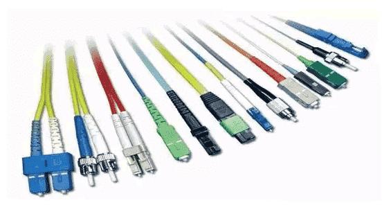 单模光纤和多模光纤都有哪些形状的接头