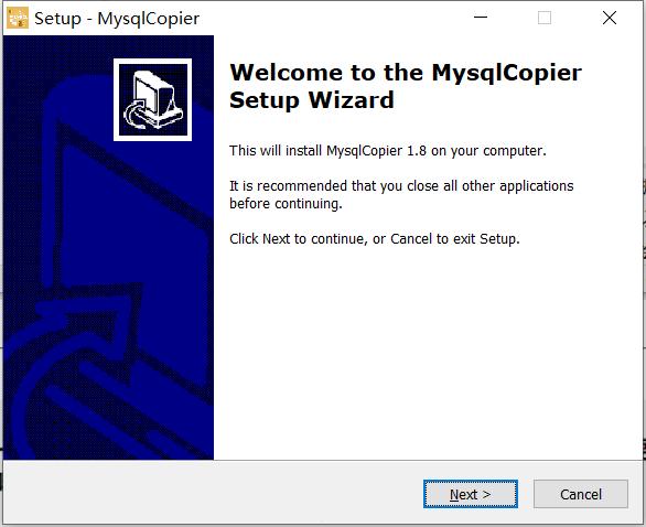 MysqlCopier
