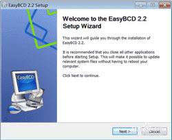 多系统引导修复工具(EasyBCD)下载 v 2.3.202