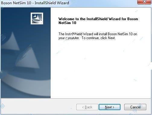 Boson Netsim网络模拟软件下载 v10.8免费破解版