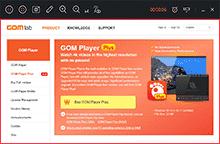 GOM Cam屏幕录制软件下载 v2.0.16.5454最新免费版