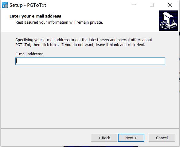 PGToTxt免费版下载
