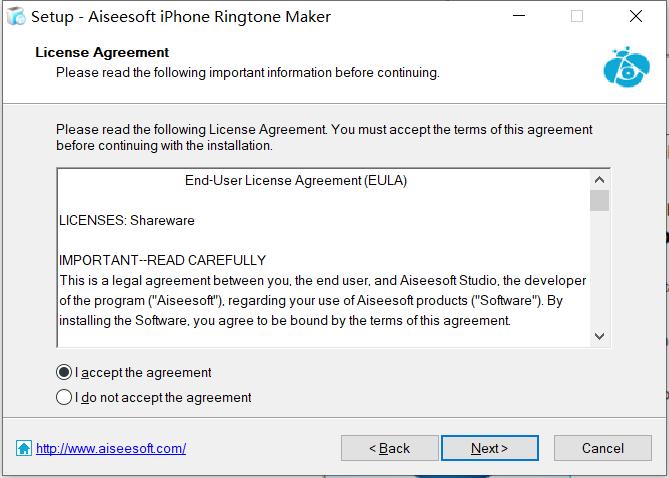 Aiseesoft iPhone Ringtone Maker破解版下载