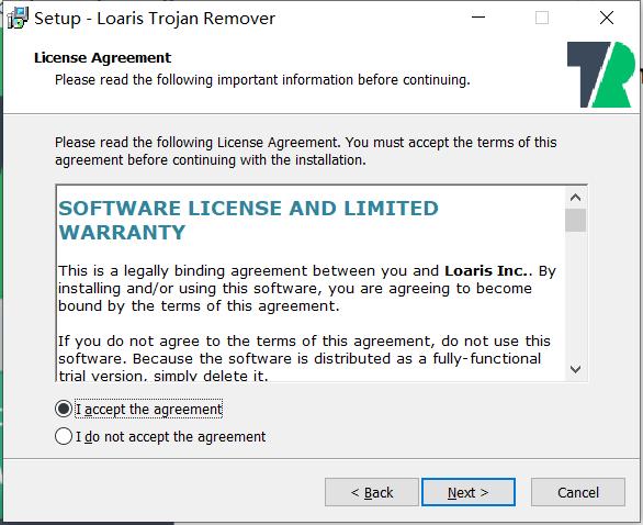 Loaris Trojan Remover免费版下载