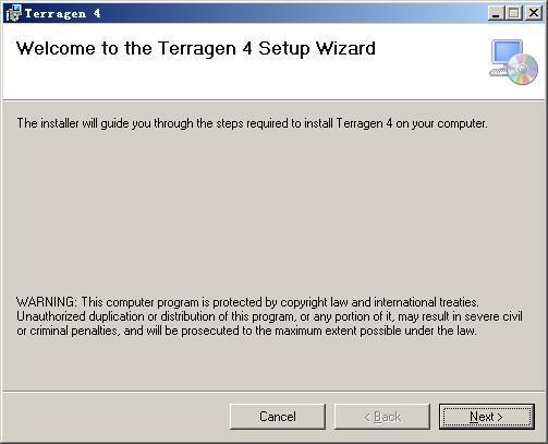 Terragen 4免费版下载