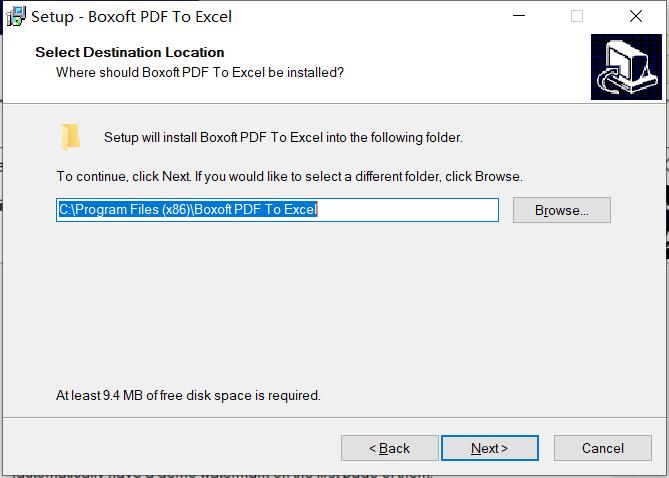 Boxoft pdf to Excel破解版下载