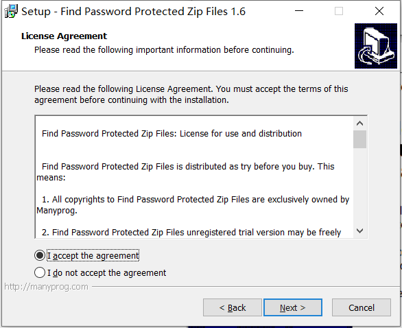 Find Password Protected ZIP Files免费版下载