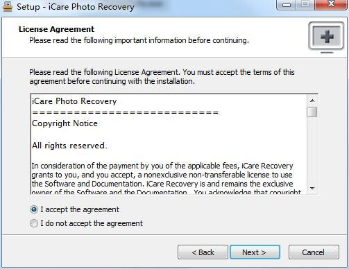 iCare Photo Recovery