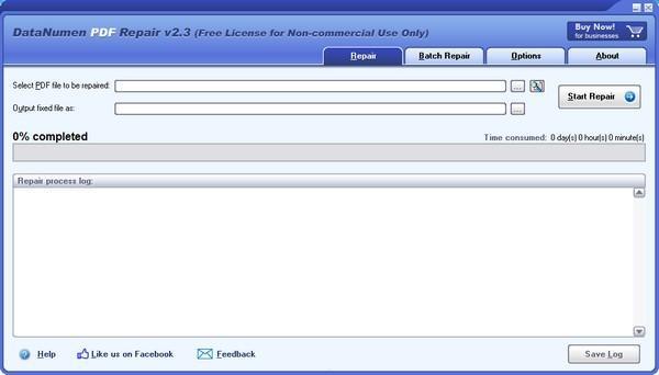 DataNumen PDF Repair最新版下载