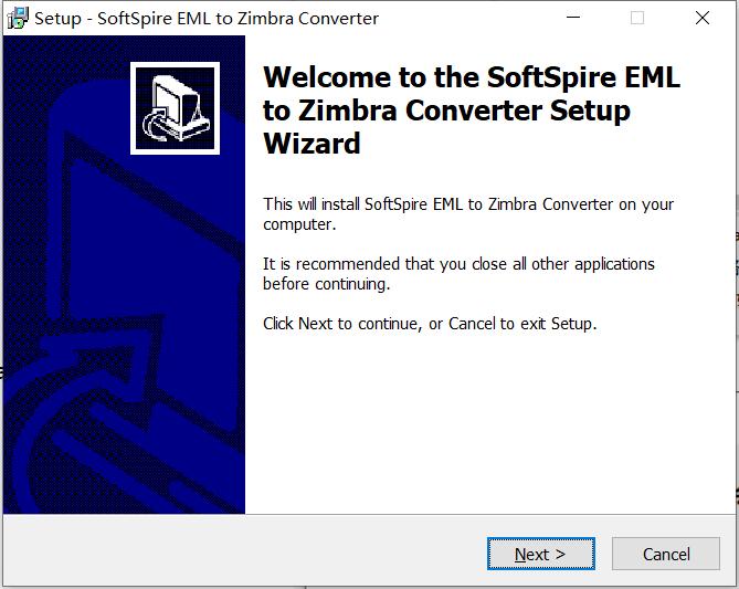 SoftSpire EML to Zimbra Converter破解版下载