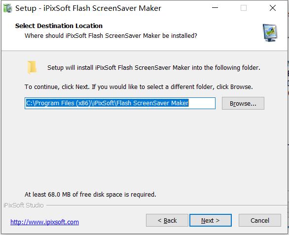 iPixSoft flash ScreenSaver Maker免费版下载