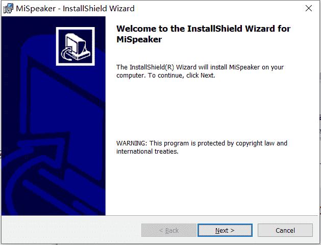 Microgate MiSpeaker
