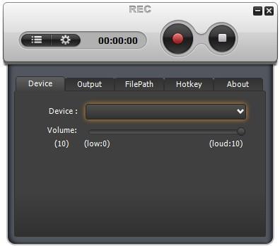 Weeny Free录音软件下载 v1.3绿色中文版
