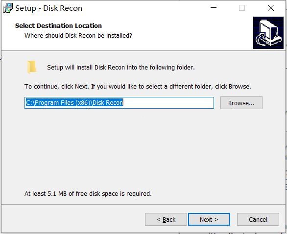 Disk Recon绿色版下载