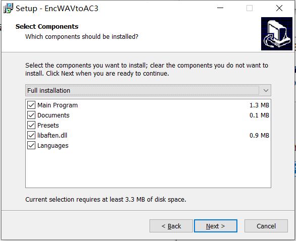 WAV to AC3 Encoder