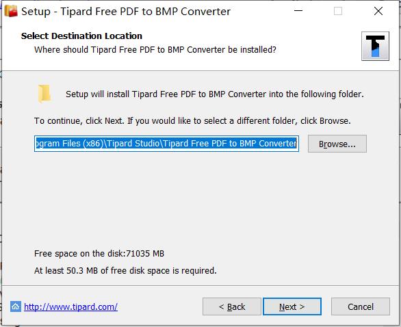 Tipard Free PDF to BMP Converter破解版下载