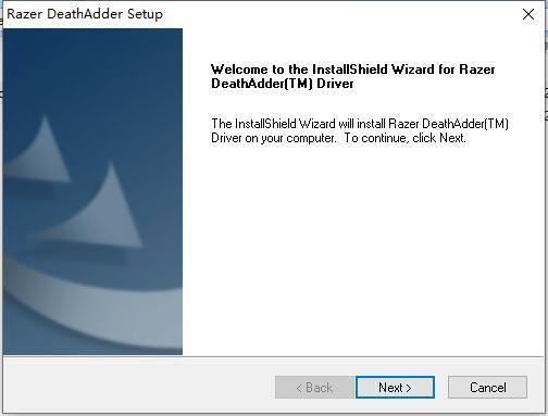 雷蛇炼狱蝰蛇鼠标驱动软件v3.01
