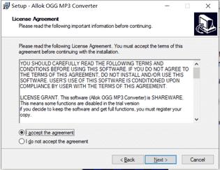 Allok OGG MP3 Converter破解版下载