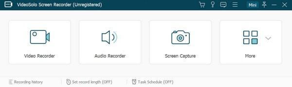 VideoSolo Screen Recorder绿色版下载