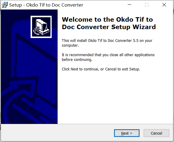 Okdo Tif to Doc Converter最新版下载