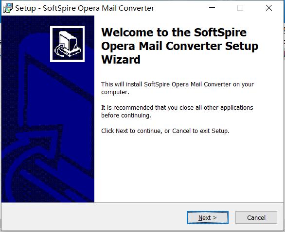 SoftSpire Opera Mail Converter破解版下载