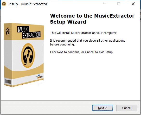 MusicExtractor最新版下载