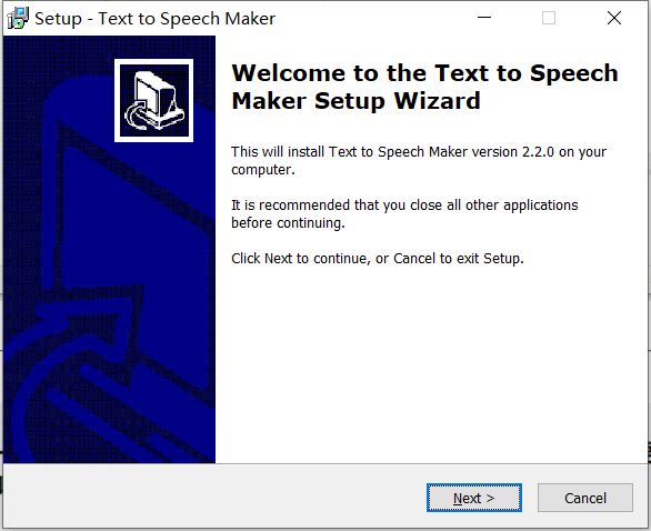 Text to Speech Maker