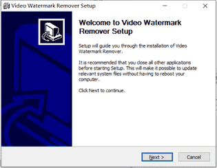 4dots Video Watermark Remover