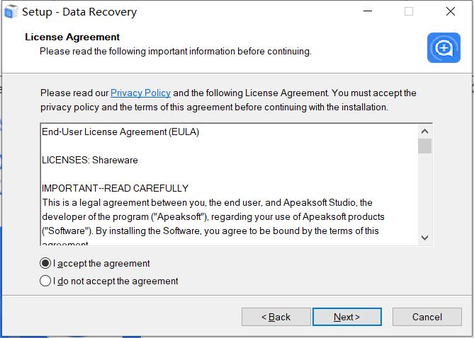 Apeaksoft Data Recovery