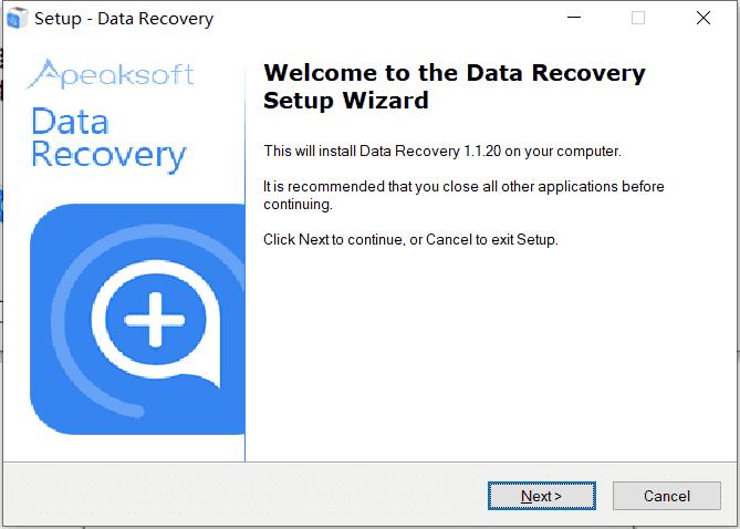 Apeaksoft Data Recovery免费版下载