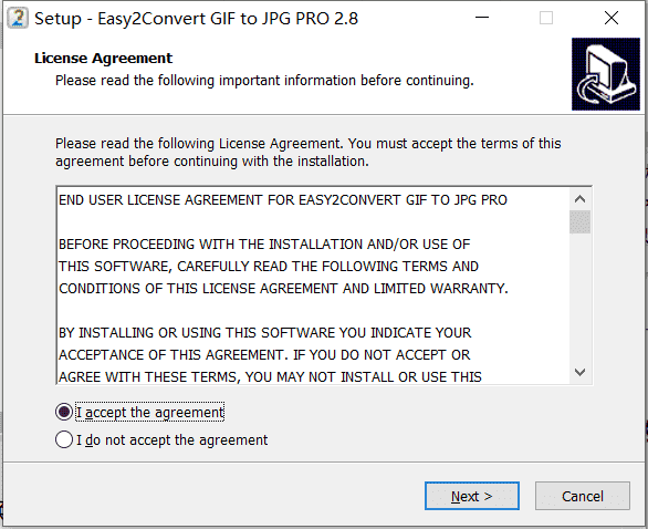 Easy2Convert GIF to JPG PRO绿色版下载