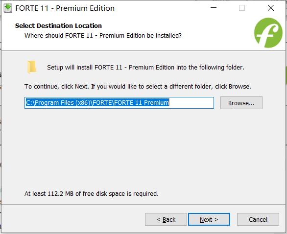 FORTE 11 Premium
