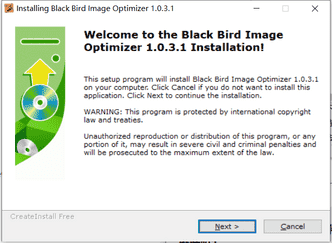 Black Bird Image Optimizer最新版下载
