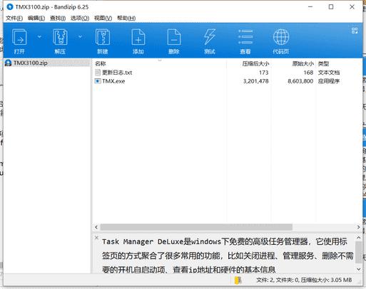 Task Manager DeLuxe任务管理器下载 v3.1.0.0中文免费版