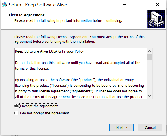 VovSoft Keep Software Alive免费版下载