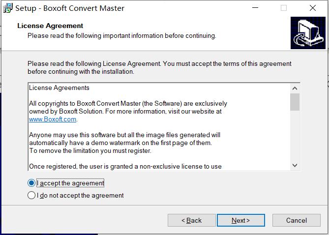 Boxoft Converter Master