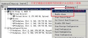 MSM/MegaRAID Storage Manager客户端使用教程