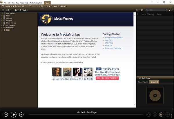 MediaMonkey Gold中文版下载