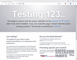 CentOS 7系统上部署Apache+PHP+MariaDB+xcache使用rpm,php module