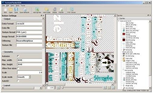 TexturePackerGUI破解版下载