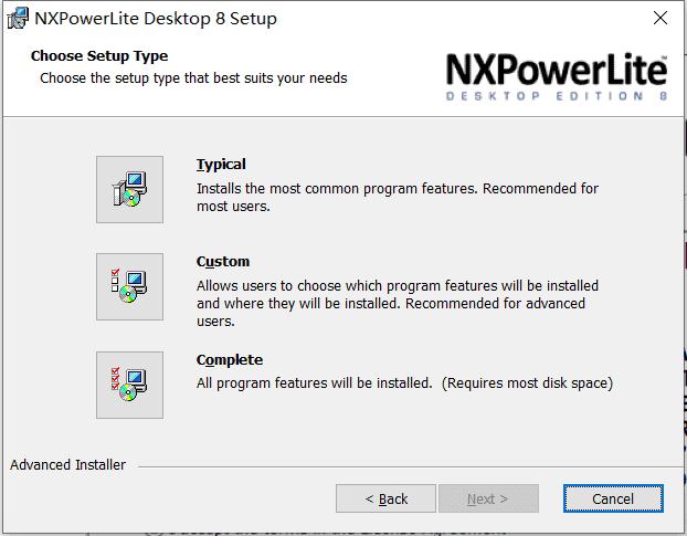 NXPowerLite Desktop破解版下载