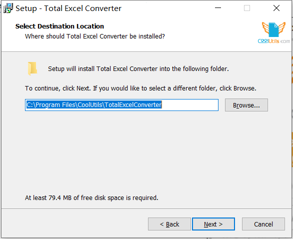 Total Excel Converterm