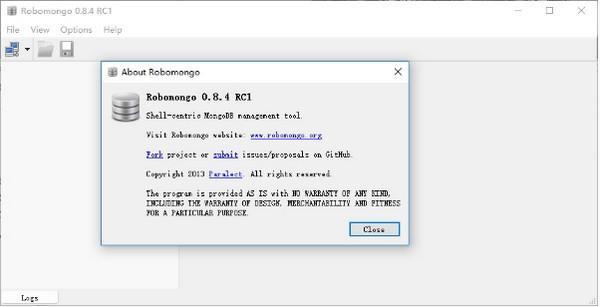 Robomongo最新版下载