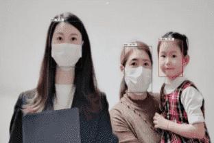 口罩人脸检测及分类模型