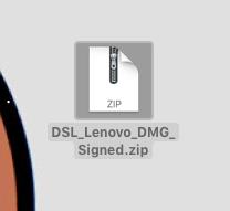 苹果MAC系统下安装M72一体机驱动教程